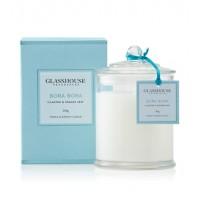 GLASSHOUSE 頂級香氛蠟蠋- Bora Bora 波拉波拉島