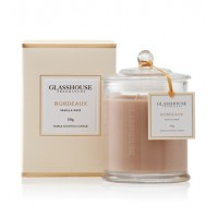 GLASSHOUSE 頂級香氛蠟蠋- Bordeaux 法國波爾多