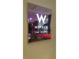 21drops --W hotel 陳列
